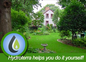 Hydroterra irrigation consultations makes doing it yourself easier.